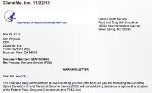FDA letter Nov 22